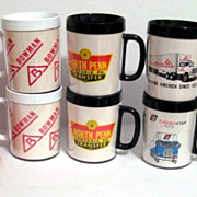 9 Trucking Company Mugs