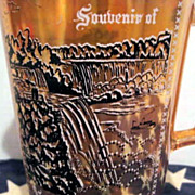 Niagara Falls Souvenir PItcher
