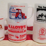 5 Federal Advertising  Mugs