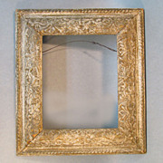 Re-worked Victorian Frame