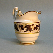 Barr Period Worcester Porcelain Cream Pitcher circa. 1800