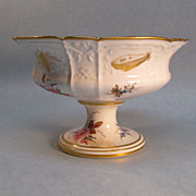 English Porcelain Compote ca. 1825
