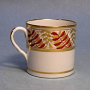 Porcelain Coffee Can ca. 1815