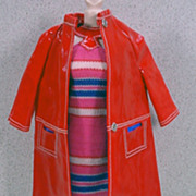 Mattel Barbie outfit, �Fashion Shiner�, near mint and complete, 1967!