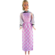 1973 Quick Curl Barbie, All Original