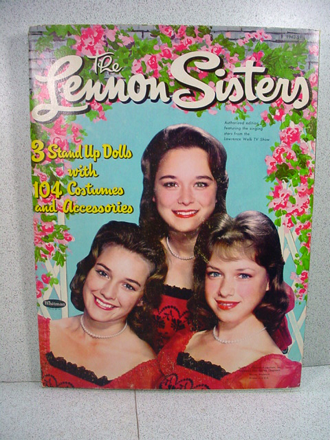 lennon sisters paper dolls