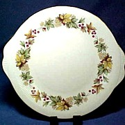 "Royal Standard Serving Plate for Cake or Sandwiches ""Lyndale"""
