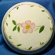 SALE Hand Painted Teapot Stand or Trivet