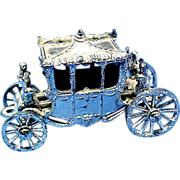 British Royal Memorabilia State Coach