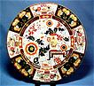 Gaudy Ironstone Plate by Ashworth C1862