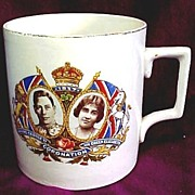SALE British Royal Coronation George 6th 1937