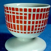 Bavarian China Egg Cup by Arzberg