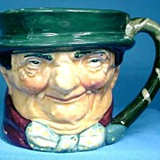 Royal Doulton Tony Weller Character Mug