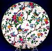Chintz Plate in  Lorna Doone Design by Midwinter England