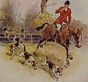 Fox And Hounds Antiques