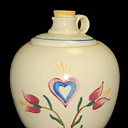 REDUCED Shawnee Pennsylvania Dutch Jug Cookie Jar