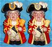 Royal Doulton Town Crier Toby Jug # D6920 Limited Edition w/ Cert of Authenticity
