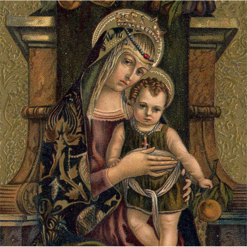 Renaissance Painting Background Renaissance Madonna Painting