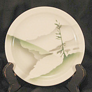 Great Northern Railroad Salad Plate