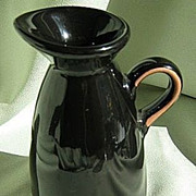 SALE Art Studio Ceramic Pitcher - Portugal