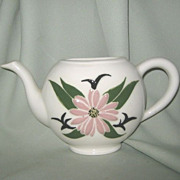SALE Tea Pot Wall Pocket