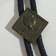 SALE Cub Scout Bolo Slide Tie
