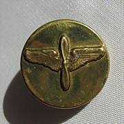 Early Air Force Cadet Pin
