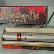 SALE Faberge Perfume Roll On  Stick in Presentation Case