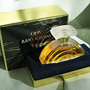 "SALE ""Only"" Perfume by Juilo Iglesias in Presentation Box"