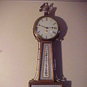 Very Attractive Vintage Copy Banjo Clock