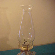 Nice Holder Style Flat Bottomed Style Finger Hold Oil Lamp