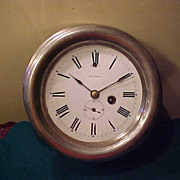 Excellent Seth Thomas Ships Clock- Runs & Looks Great