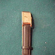 "SALE PENDING Excellent Waltham 21 Jewel ""Riverside"" Wrist Watch"
