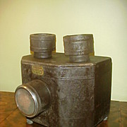 Early Complete Keystone Radioptican Postcard Projector