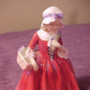 "Excellent Royal Doulton HN 1955 Lavinia 5"" Figurine"