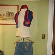 Nice Movie Prop Civil War Zouave Regiment Uniform