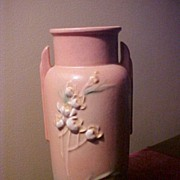 Perfect Roseville Ixia 862-10 2 Handled Vase