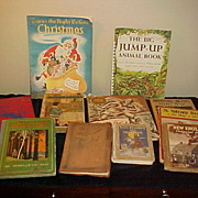 Group of Interesting Eleven Mixed Childrens Books