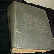 An Encyclopaedia of Practical Information 1890 - Free Shipping