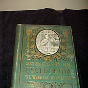 20th Century Cyclopedia of Universal Knowledge