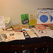 Excellent Huge Group of Vintage Boy Scout Ephemera
