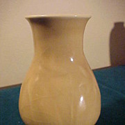 "Nice Rookwood Butterscotch 7"" Vase Mold #6830"