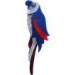 Kokokah The Parrot Pin By French Designer Lea Stein