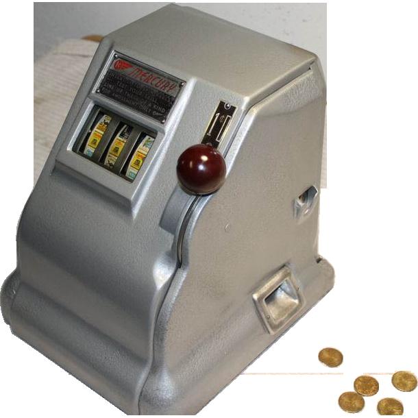 Mercury slots machine