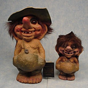 SALE Lot of two Nyform Trolls