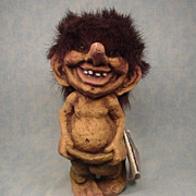 SALE Vintage Nyform Troll