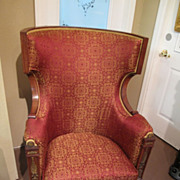 French Empire Chair for the Court of Napoleon III c1870