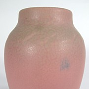 Pink Rookwood Vase - Epply