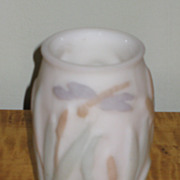 Consolidated Dragonfly Vase