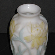 Consolidated Jonquil Vase